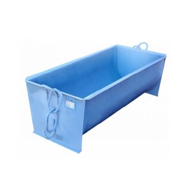Ящик для раствора гирлянда