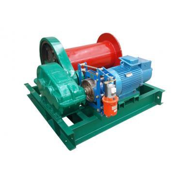 Лебедка электрическая JM г/п=10т L=450м (Китай)