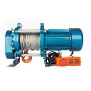 Лебедка электрическая KCD  г/п=750кг L=100м U=380в
