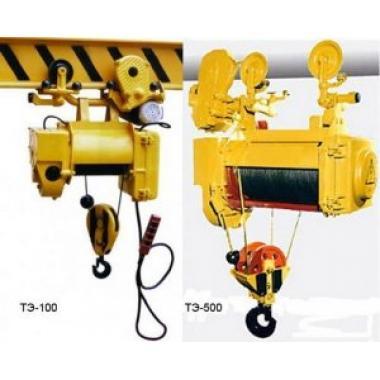 Таль электрическая ТЭ-0.5т-12м \ ТЭ-050-521