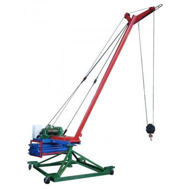 Кран стреловой поворотный  передвижной Пионер-1000-60
