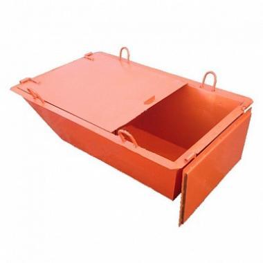 Ящик для раствора V=1.0м3