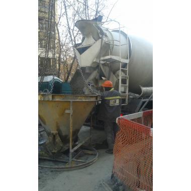 Бадья для бетона БВ-1.5 м3 высокая